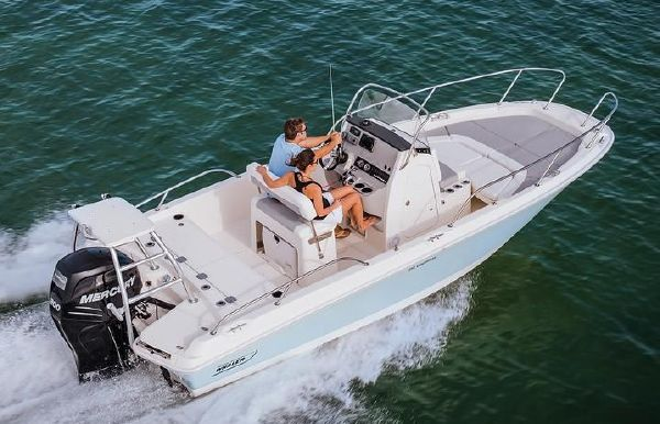 2019 Boston Whaler 210 Dauntless