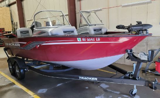 Tracker Targa 18 Combo image