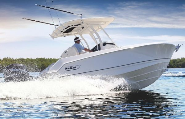 2019 Boston Whaler 230 Outrage