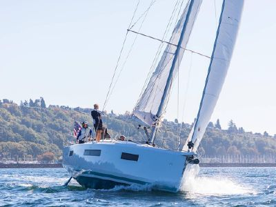 2021 Jeanneau<span>Sun Odyssey 440</span>