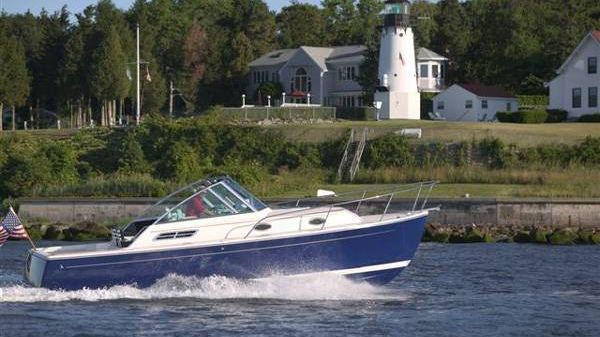 Back Cove Yachts Express