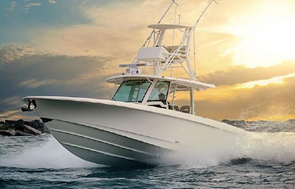 2019 Boston Whaler 380 Outrage
