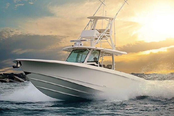 2019 Boston Whaler 380 Outrage - Kings Marine