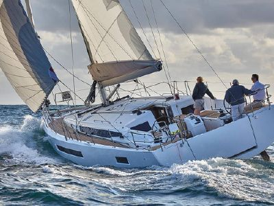 2021 Jeanneau<span>Sun Odyssey 490</span>