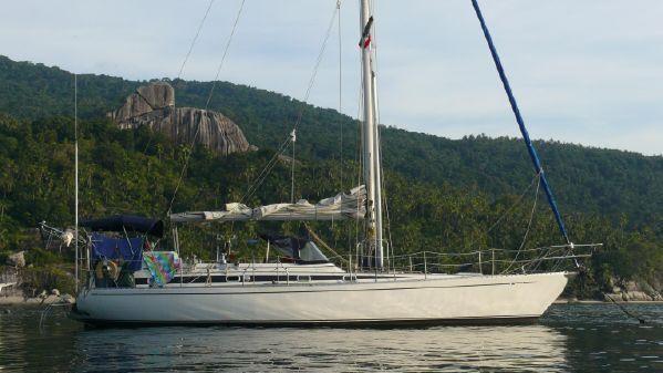 Tania Yacht Co Warwick 46