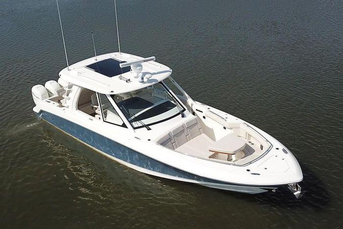 2019 Boston Whaler 380 Realm - Chesapeake Boat Basin
