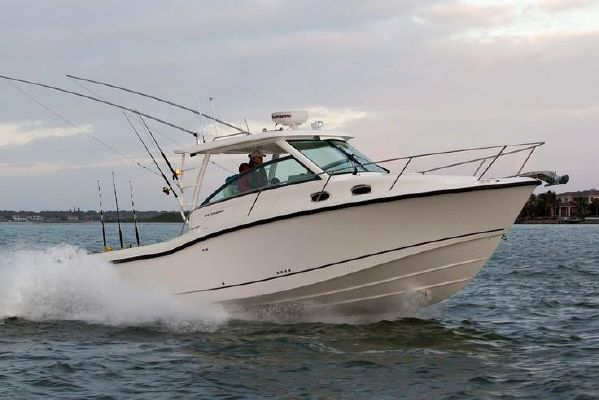 Boston Whaler 315 Conquest - main image