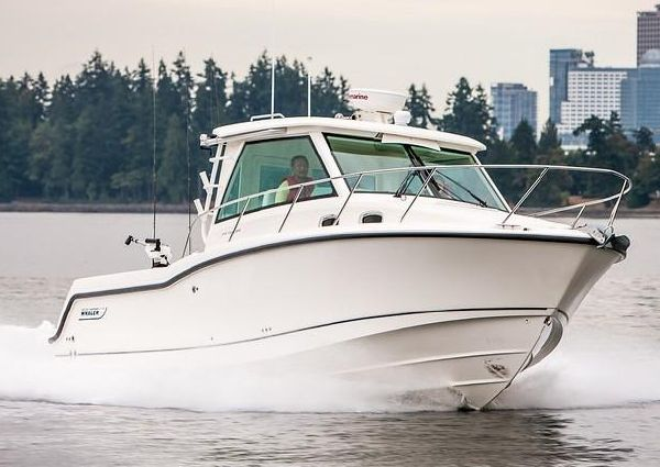 Boston Whaler 315 Conquest Pilothouse image