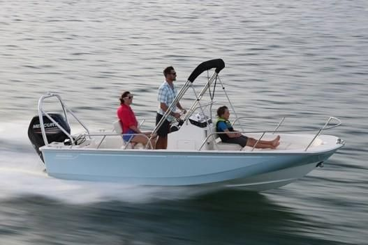 Boston Whaler 170 Montauk - main image