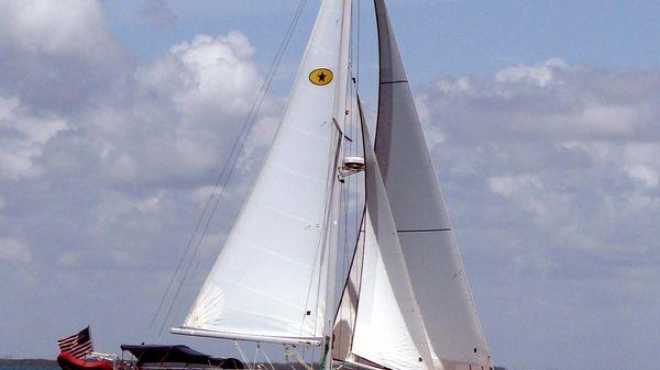 Island Packet 380 Biscayne Bliss Undersail
