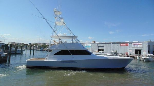 Viking Yachts Convertible DUCK SOUP