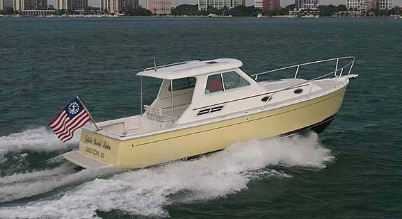 Back Cove Yachts HT Express