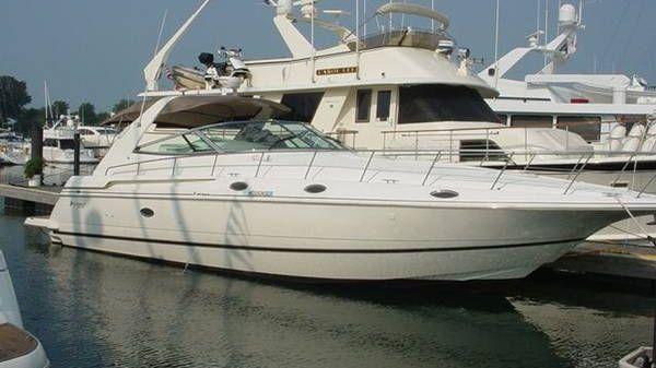 Cruisers 4270 Express