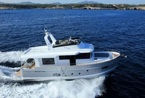 Beneteau Swift Trawler 50 - main image