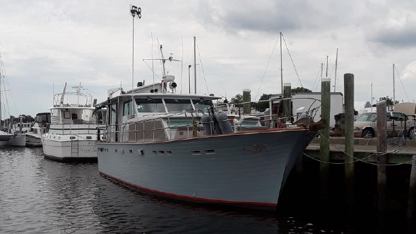 Custom Pilot House/ Trawler