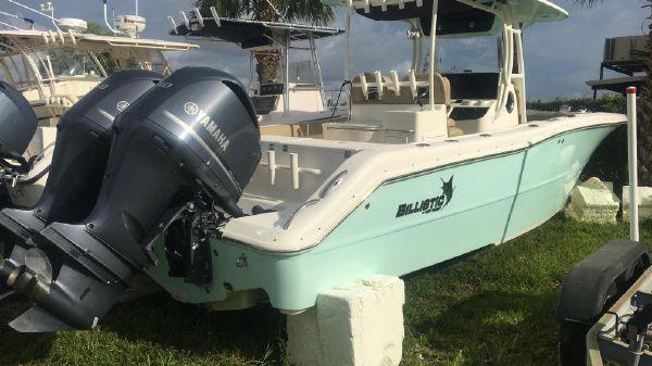 Key West 281 Billistic