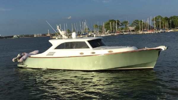 Soluna Eastbay Lobster Yacht