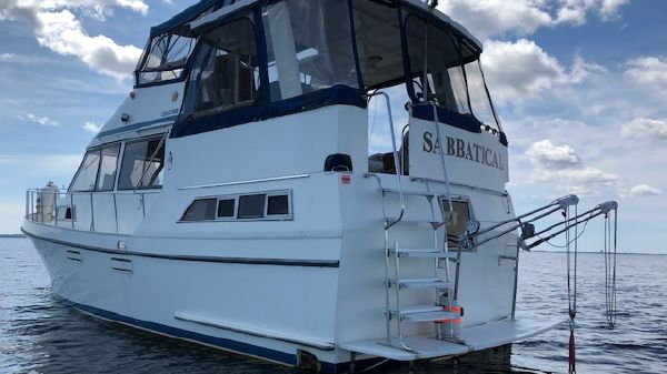 Golden Star 37 Sundeck Motoryacht