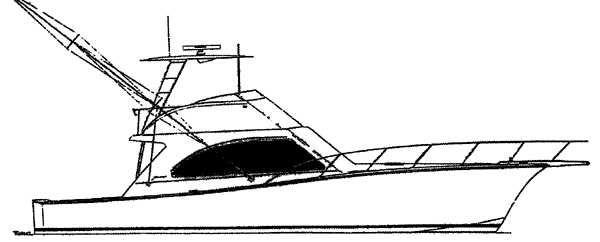 Jersey 47 Convertible Sportfisherman image
