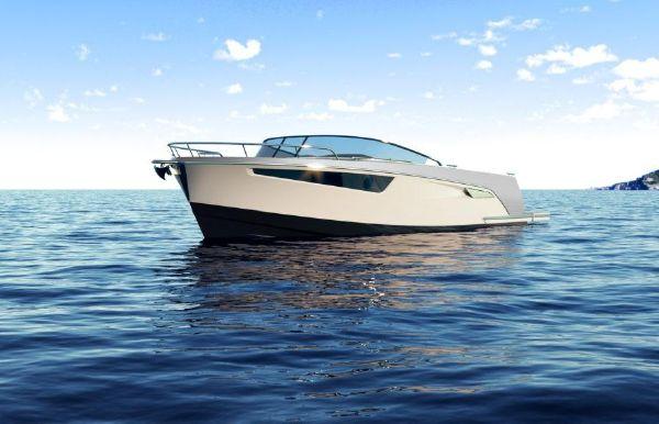 2021 Alfastreet Marine 28 Open Motor