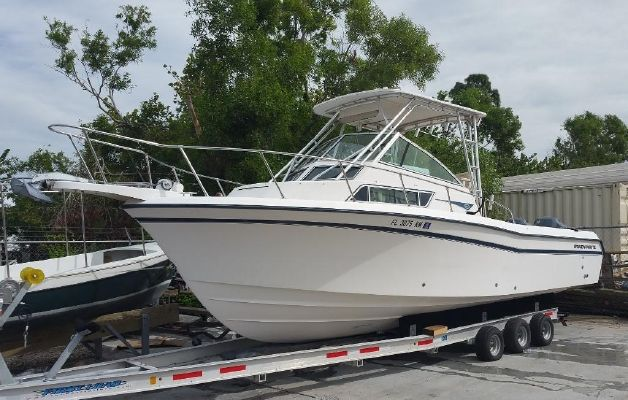Grady-White 272 Sailfish - main image
