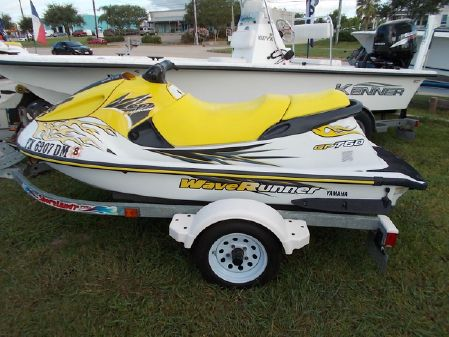 Yamaha Boats 760 GP image