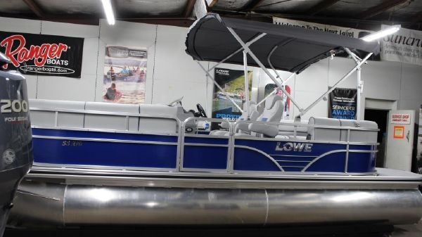 Lowe SS210W