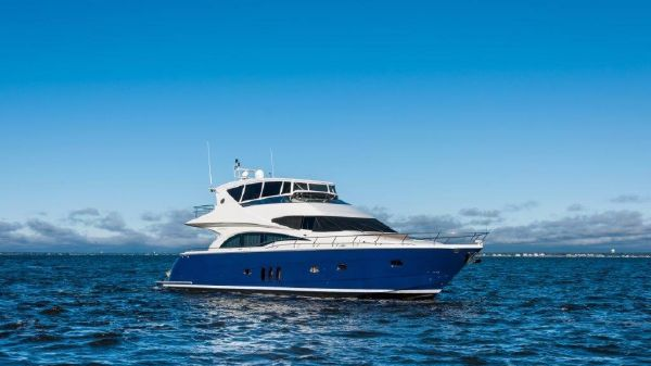 Marquis Motor Yacht Bow