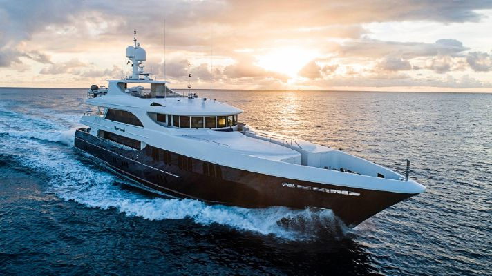 Trinity Yachts Tri-Deck MY - main image