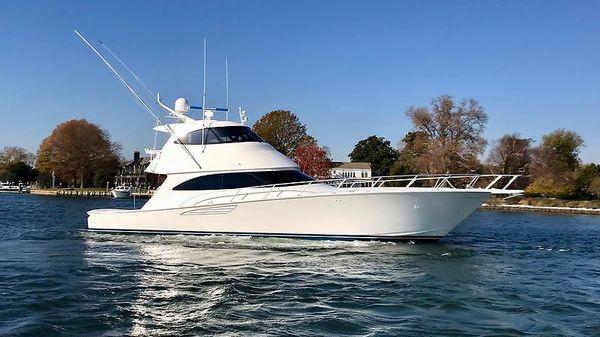 "Viking 62 Enclosed Bridge Convertible 2016 Viking 62 Enclosed ""Noel"""