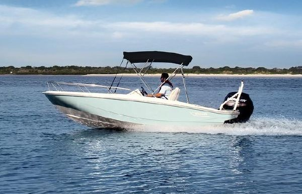 2020 Boston Whaler 160 Super Sport