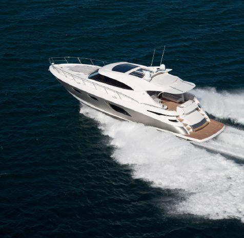 2018 Riviera 6000 Sport Yacht- IN STOCK!