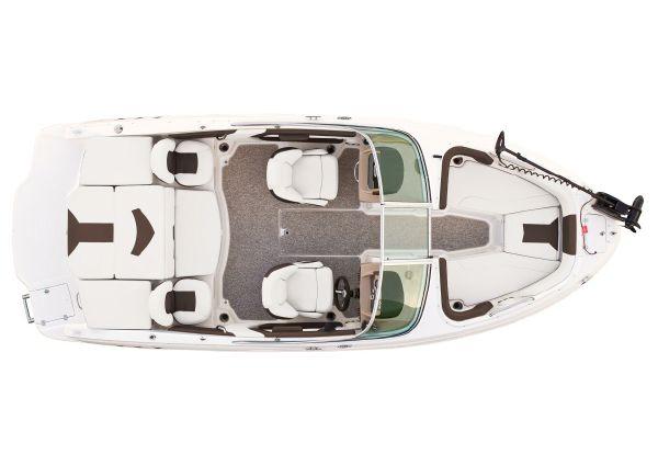 Chaparral 21 SSI Ski & Fish image