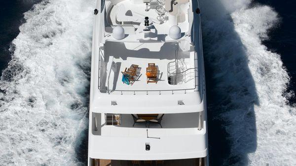 President 115 Motoryacht