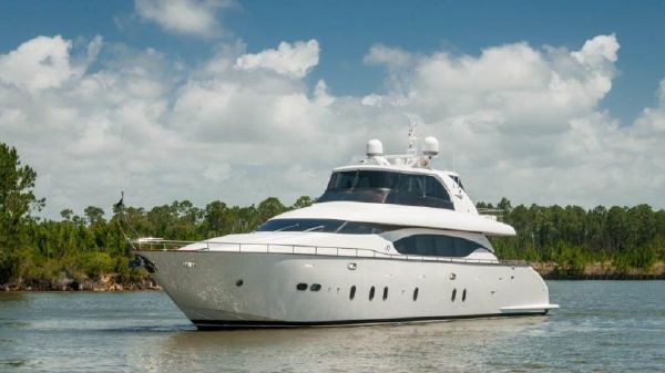 Maiora 84 Motor Yacht