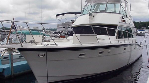 Hatteras Convertible/FRESHWATER!!!100% Photo 1