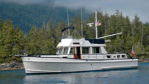 Grand Banks Yachts 46 Classic