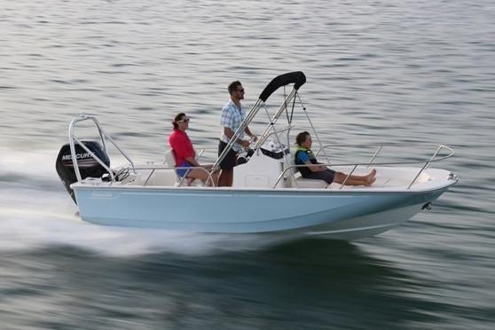 Boston Whaler 170 Montauk - main image