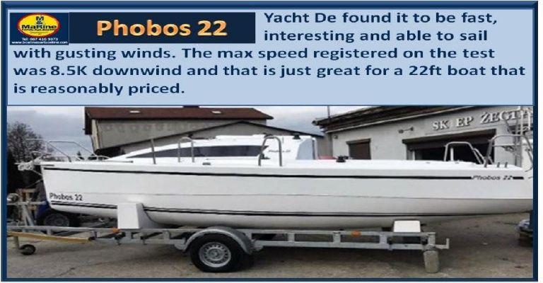 Dalpol Yacht Phobos 22 - main image