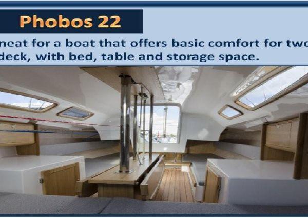 Dalpol Yacht Phobos 22 image