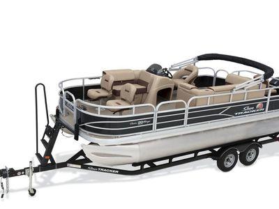 2018 Sun Tracker<span>Fishin' Barge 20 DLX</span>