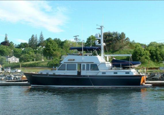 Lyman-Morse Custom Motoryacht - main image