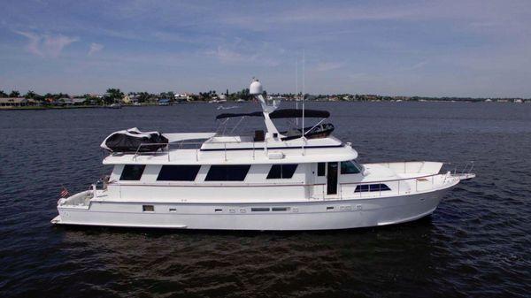 Hatteras 78 Motoryacht