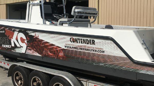 Contender 27 CC