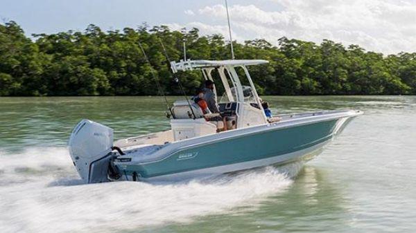 Boston Whaler 250 Dauntless