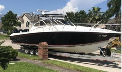Fountain 38 Sportfish Cruiser