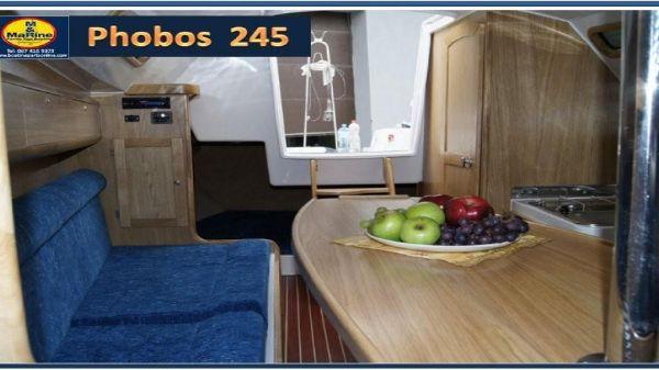Dalpol Yacht Phobos 24.5