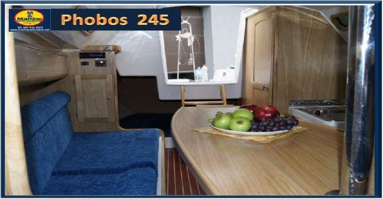 Dalpol Yacht Phobos 24.5 - main image