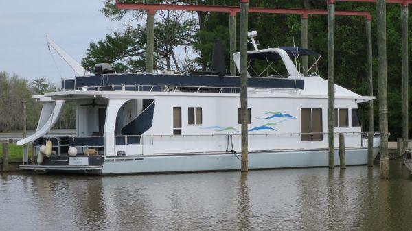 Monticello River Yacht Houseboat