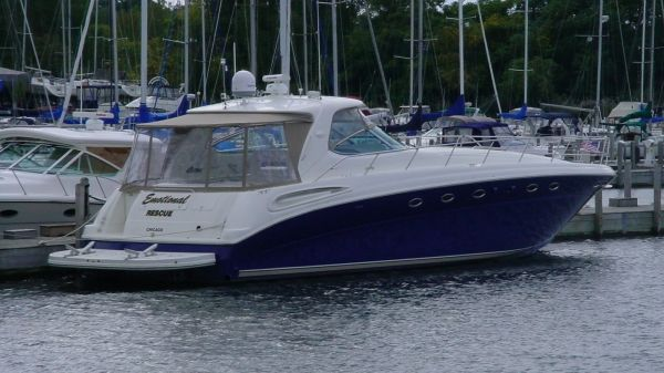 Sea Ray 510 Sundancer - CUSTOM!